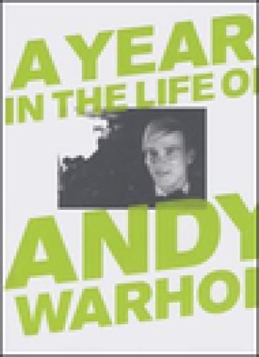 A year in the life of Andy Warhol - David Dalton | Jonathanterrington.com